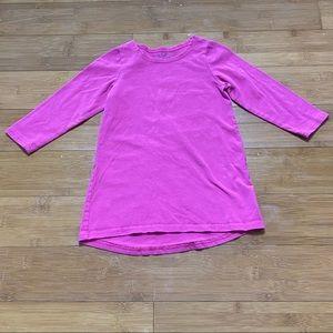 June & January The Hi-Lo Dress pink 2T